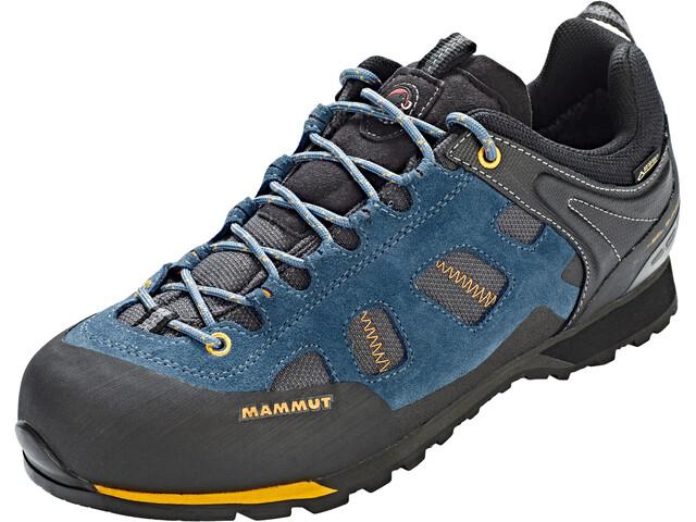 Mammut Ayako Low GTX - Calzado Hombre - azul